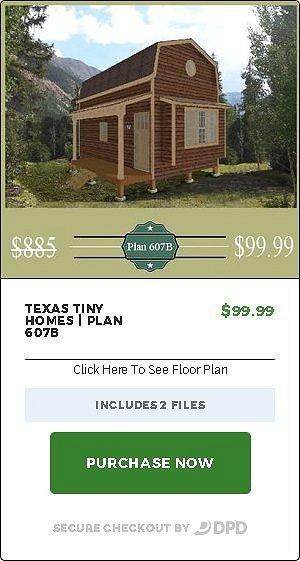 Tiny Houses, Tiny Homes, Tiny House Plans, Small House Plans, Micro Home