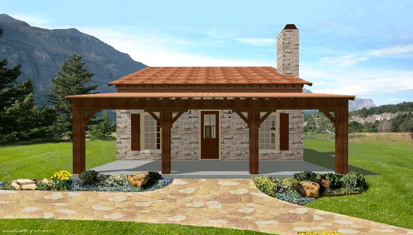 Texas Tiny Homes Designs Builds And Markets House Plans