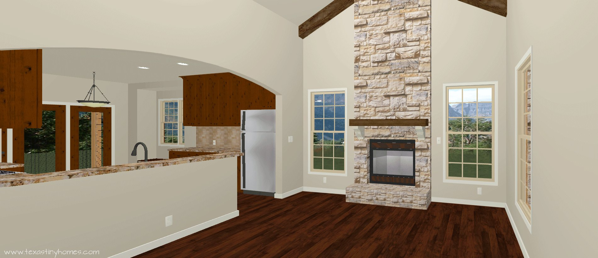 Marvelous Texas Tiny Homes Designs Builds And Markets House Plans Largest Home Design Picture Inspirations Pitcheantrous