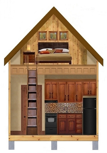 Tiny house listings featured article for Small house plans texas