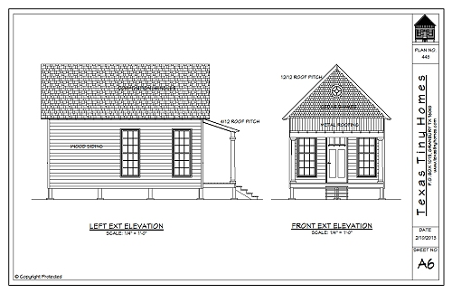 Sample Of Front Elevation : Introductory offer plan