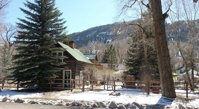 Vintage Tiny Home Lake City Colorado
