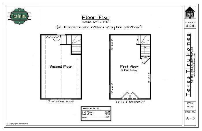 Plan S 618