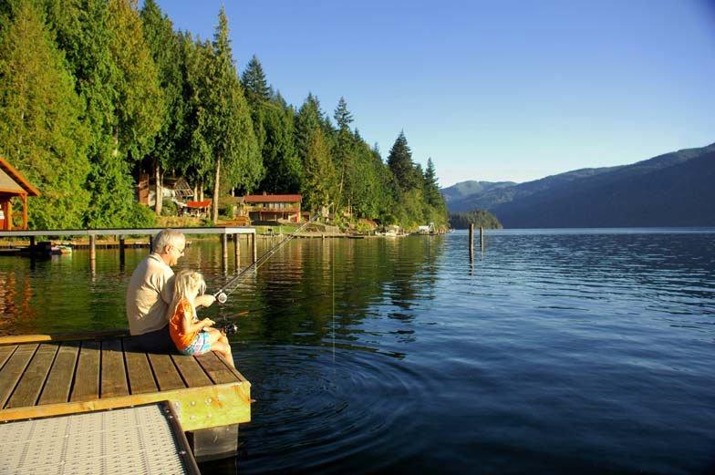 Wildwood Lake Whatcom Washington State