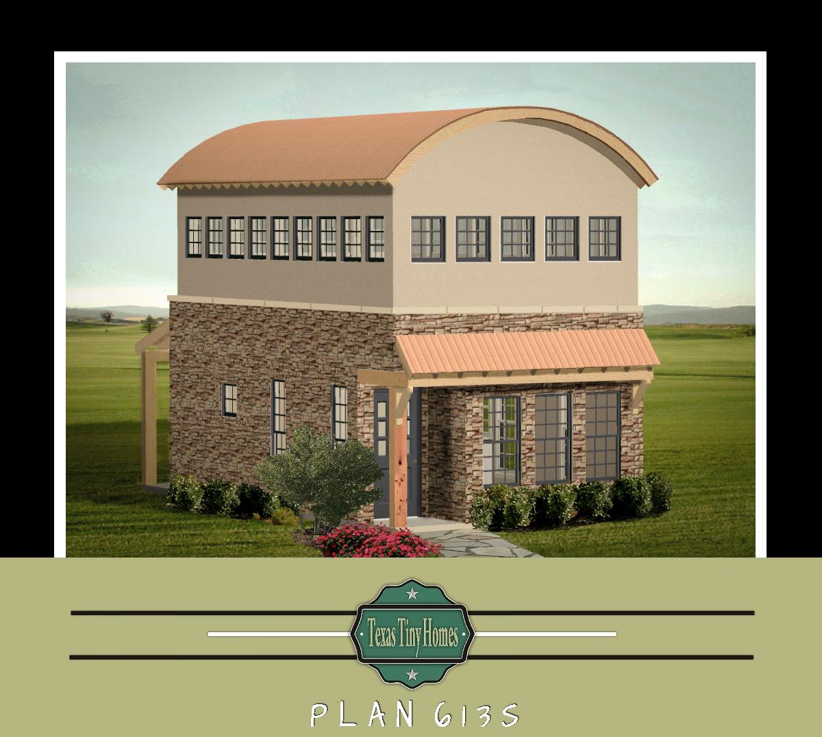 Plan 613 S