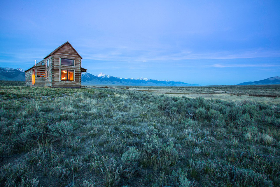 Mountain homes turner