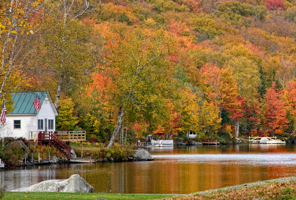 Vermont State Parks Lakes
