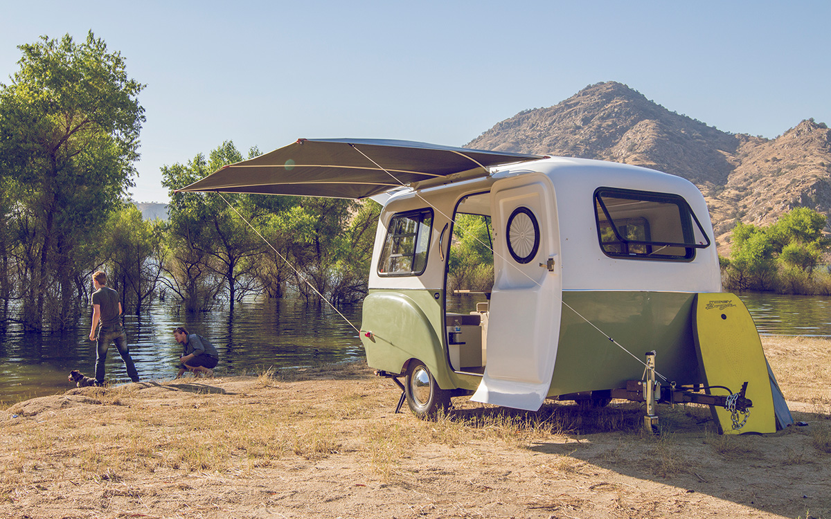 Happier Camper Ultra light Travel And Utility Trailers