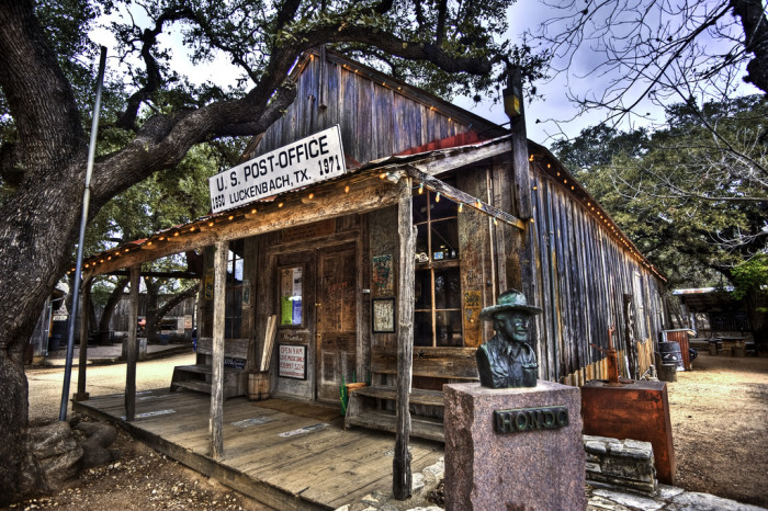 Tiny Home Designs: 10 Charming General Stores In Texas