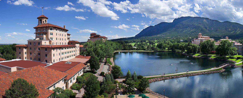 The Broadmore Hotel Colorado Springs
