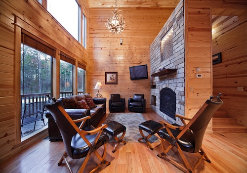 Broken Bow Vacation Cabins Oklahoma