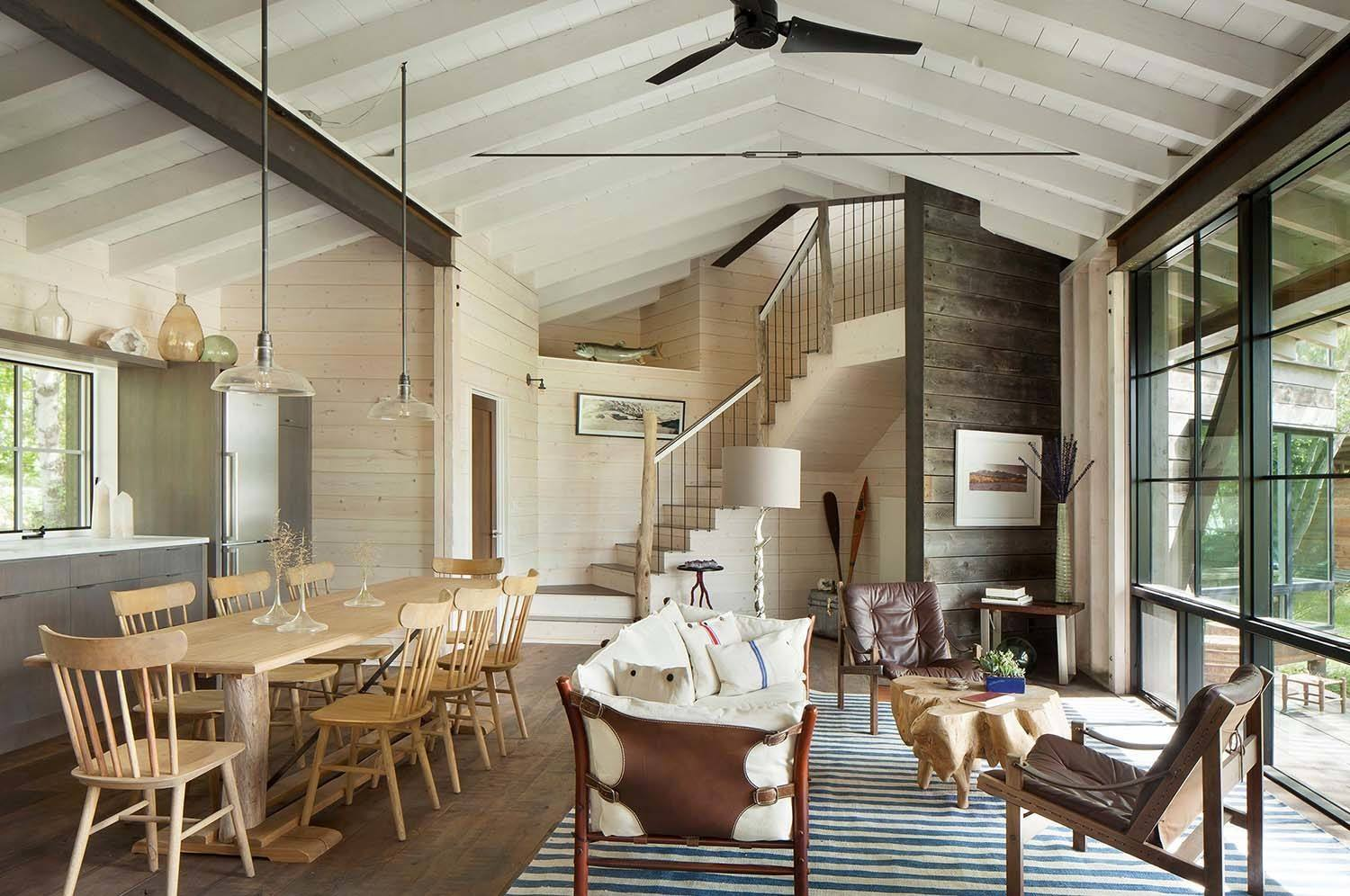 Blog for Rustic architecture