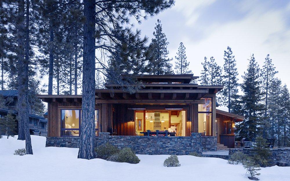 Mountain House Plans