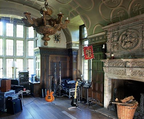 sting's music room