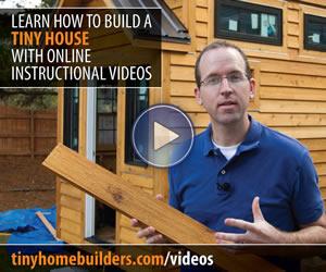 tiny home instruction, how to build tiny homes, tiny homes classes, tiny homes education,