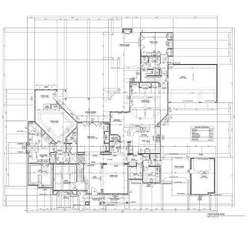 Plan details page for Floor plan agreement