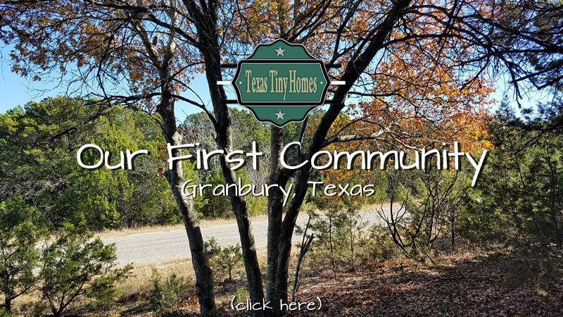 New Homes Granbury, Small Homes Granbury, Small Luxury Homes Granbury,  Tiny Homes Granbury, Historic Texas towns, Texas Retirement Towns
