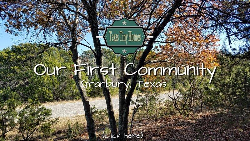 New Homes Granbury, Small Homes Granbury, Small Luxury Homes Granbury, Tiny Homes Granbury, Historic Texas towns, Texas Retirement Towns