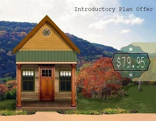Plan 448 for Mother in law cottage log cabin