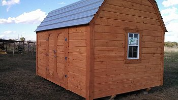 Shed 1 x 350