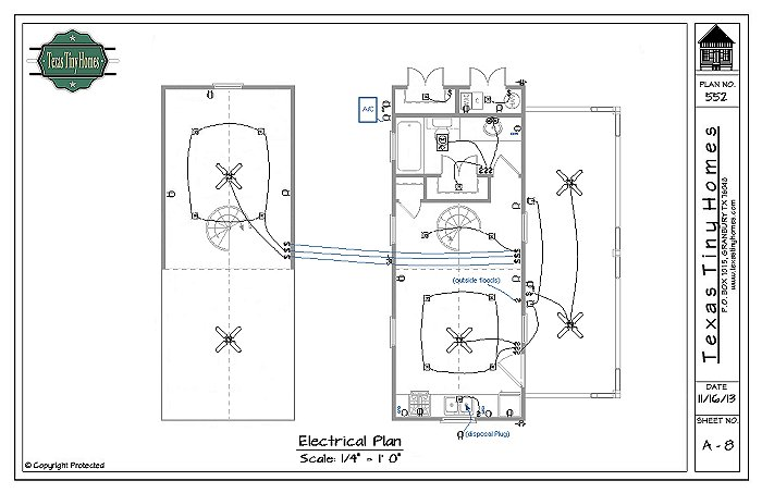 electrical  u2013 sheet 8