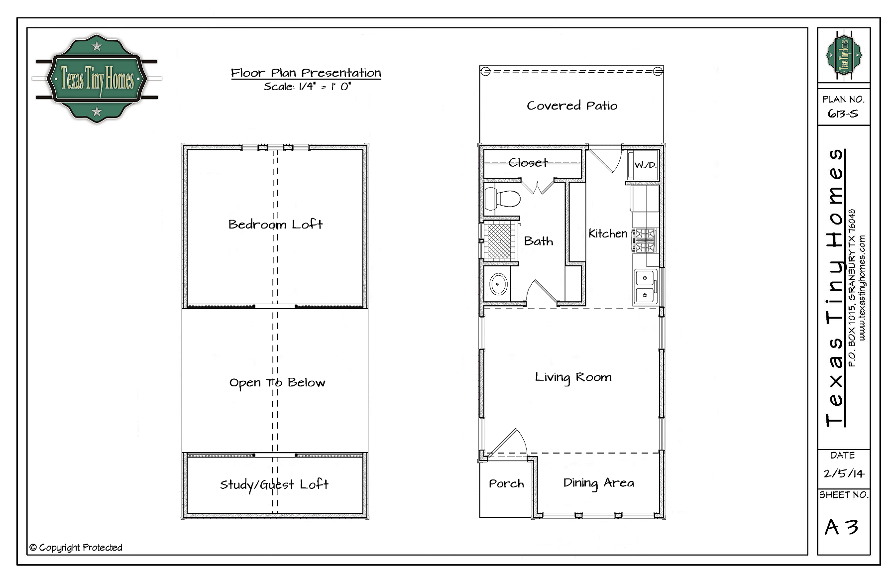 Mansions Floor Plans Plan 613 S
