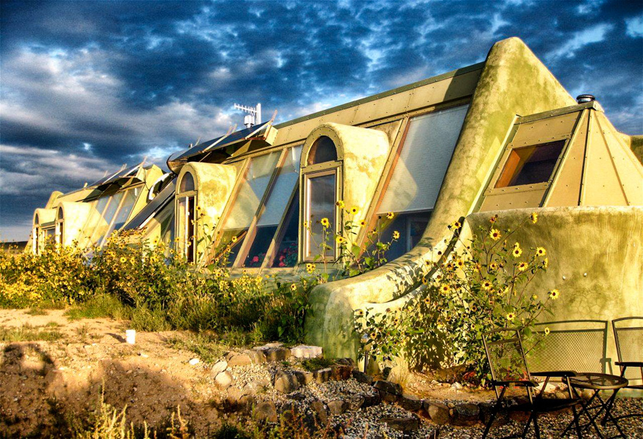 Earthships