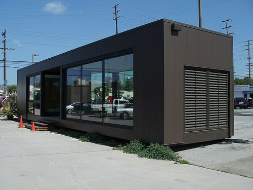 Shipping Container Homes Modern