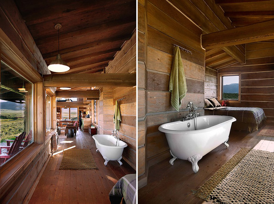 Little Lost Valley Cabin – Cabin Plumbing Plans