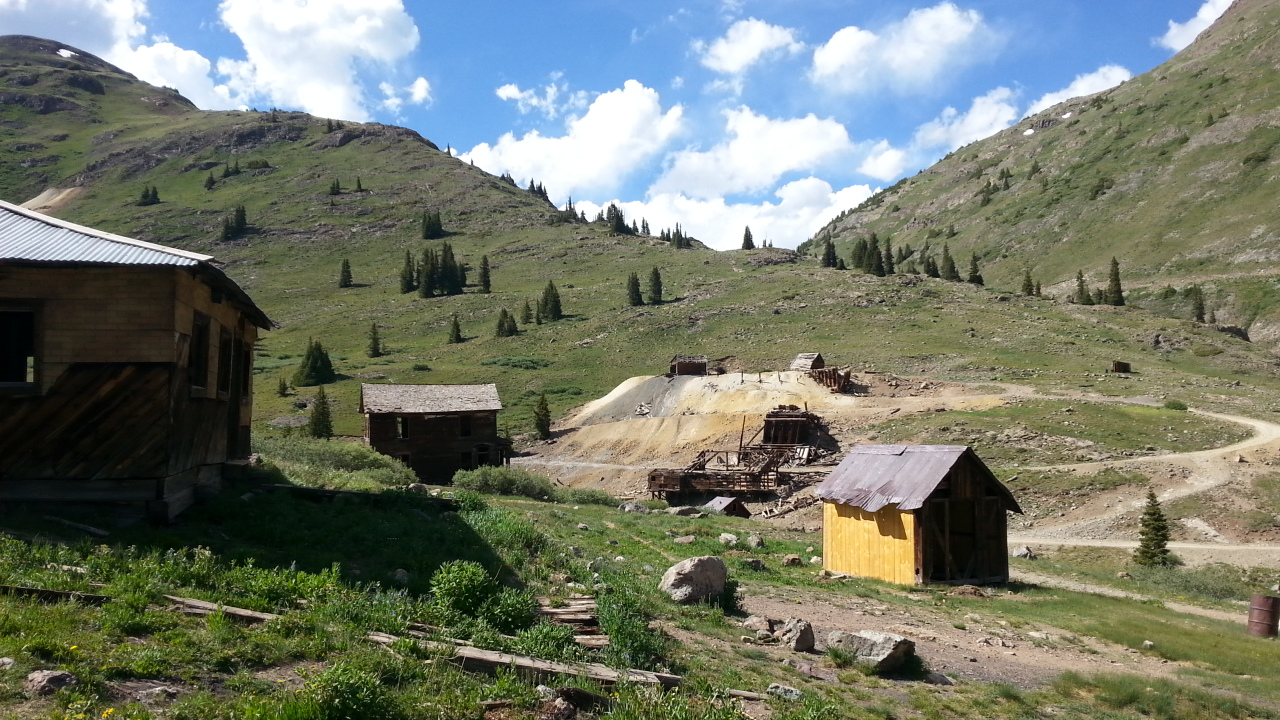 Engineers pass alpine loop lake city colorado for Classic house loop