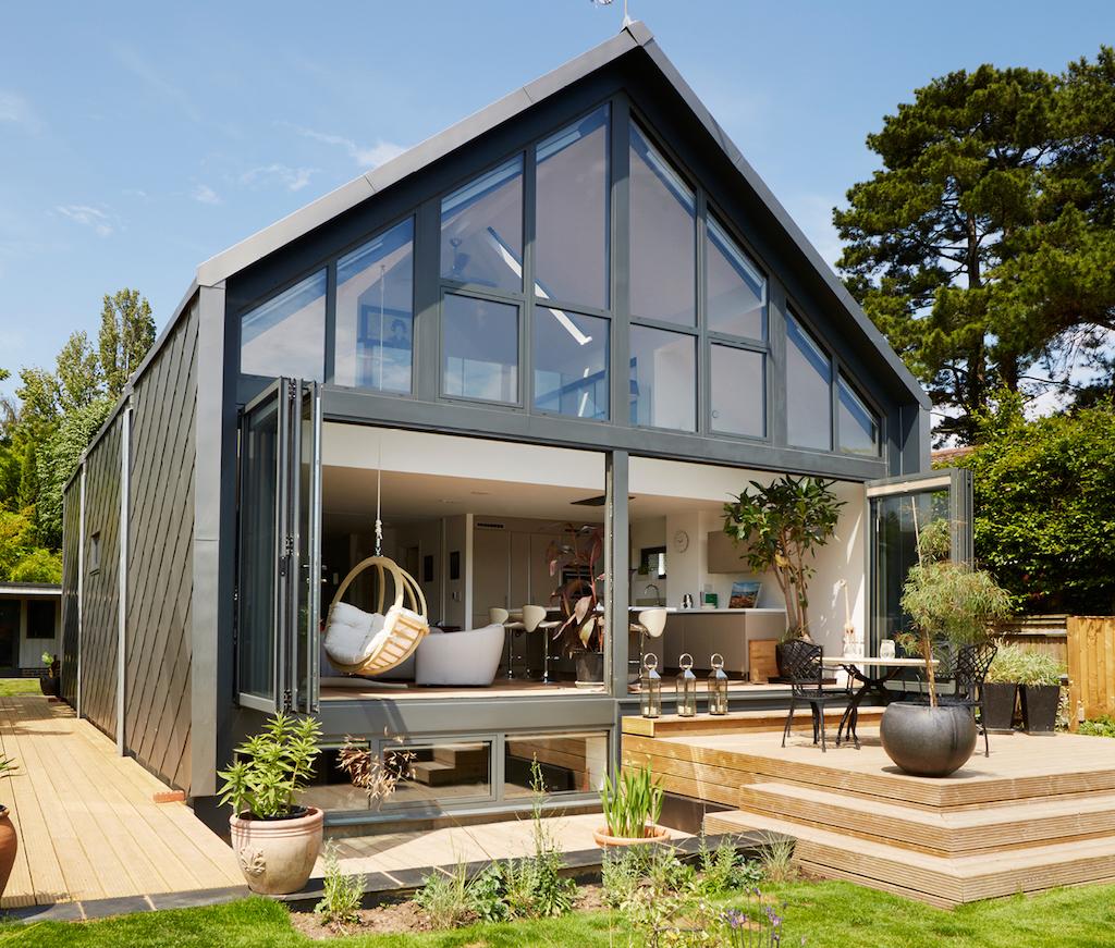 Astounding Amphibious House Small House Swoon Home Remodeling Inspirations Gresiscottssportslandcom