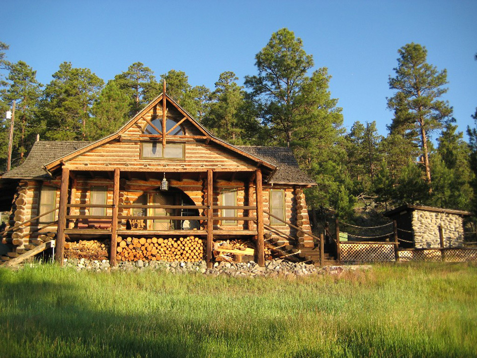 Canyon Ferry Lake Cabin