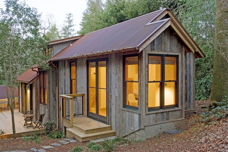 Superieur ... Lovely Cedar Creek Storage Barns #12   Ross Guest Cabin | Ross, ...