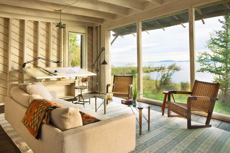 Modern-Rustic Cabin | Montana