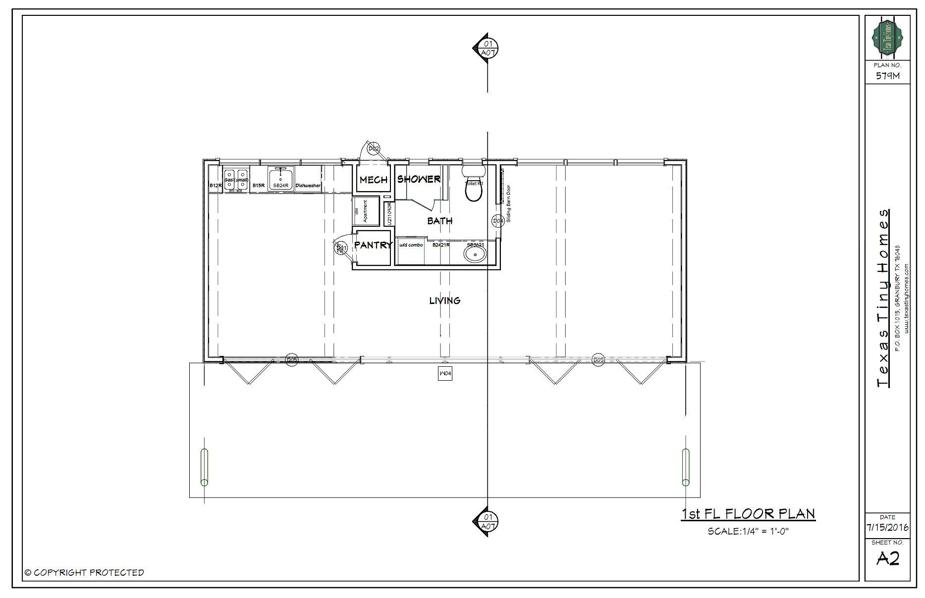 Floor Plan Presentation