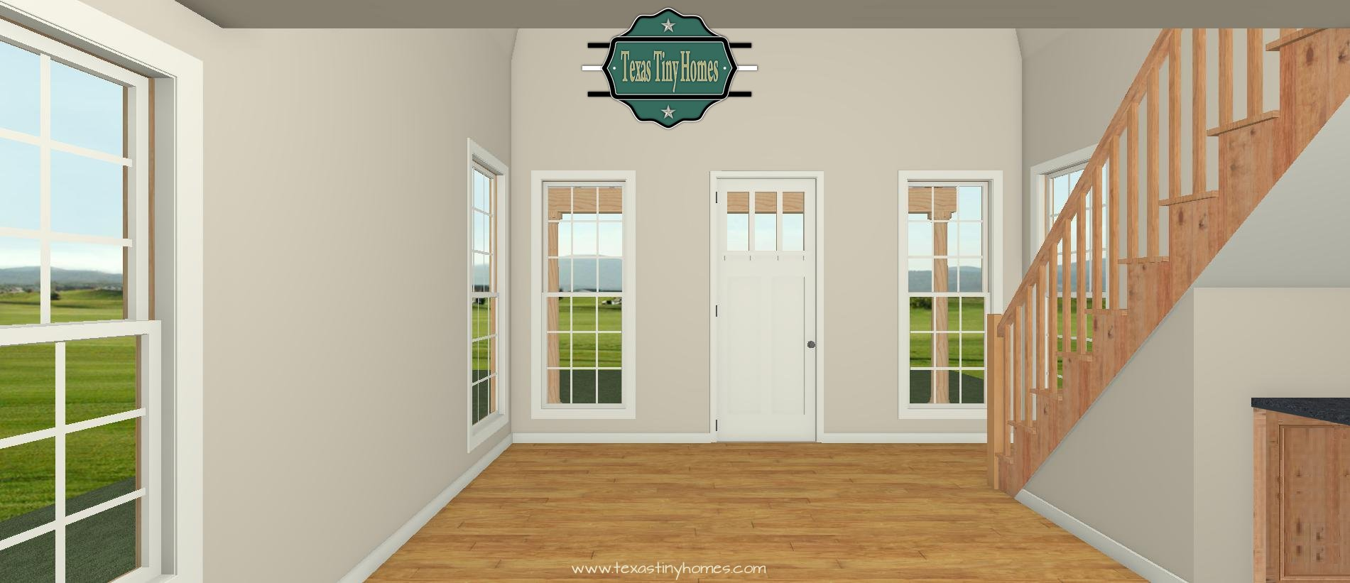 Sneak Peek At Our First Site Built Model Home