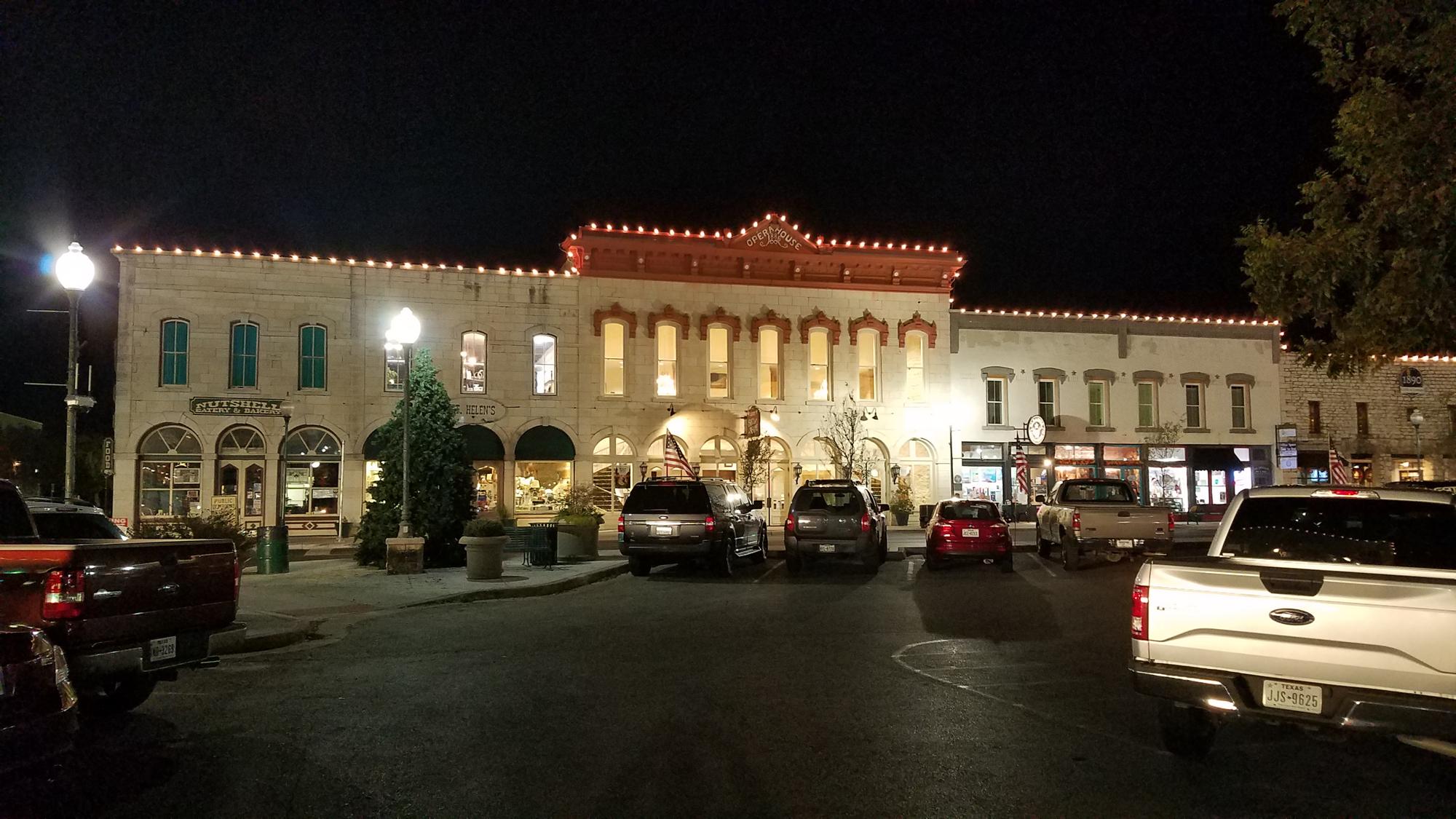 Granbury Texas Historic Downtown Square