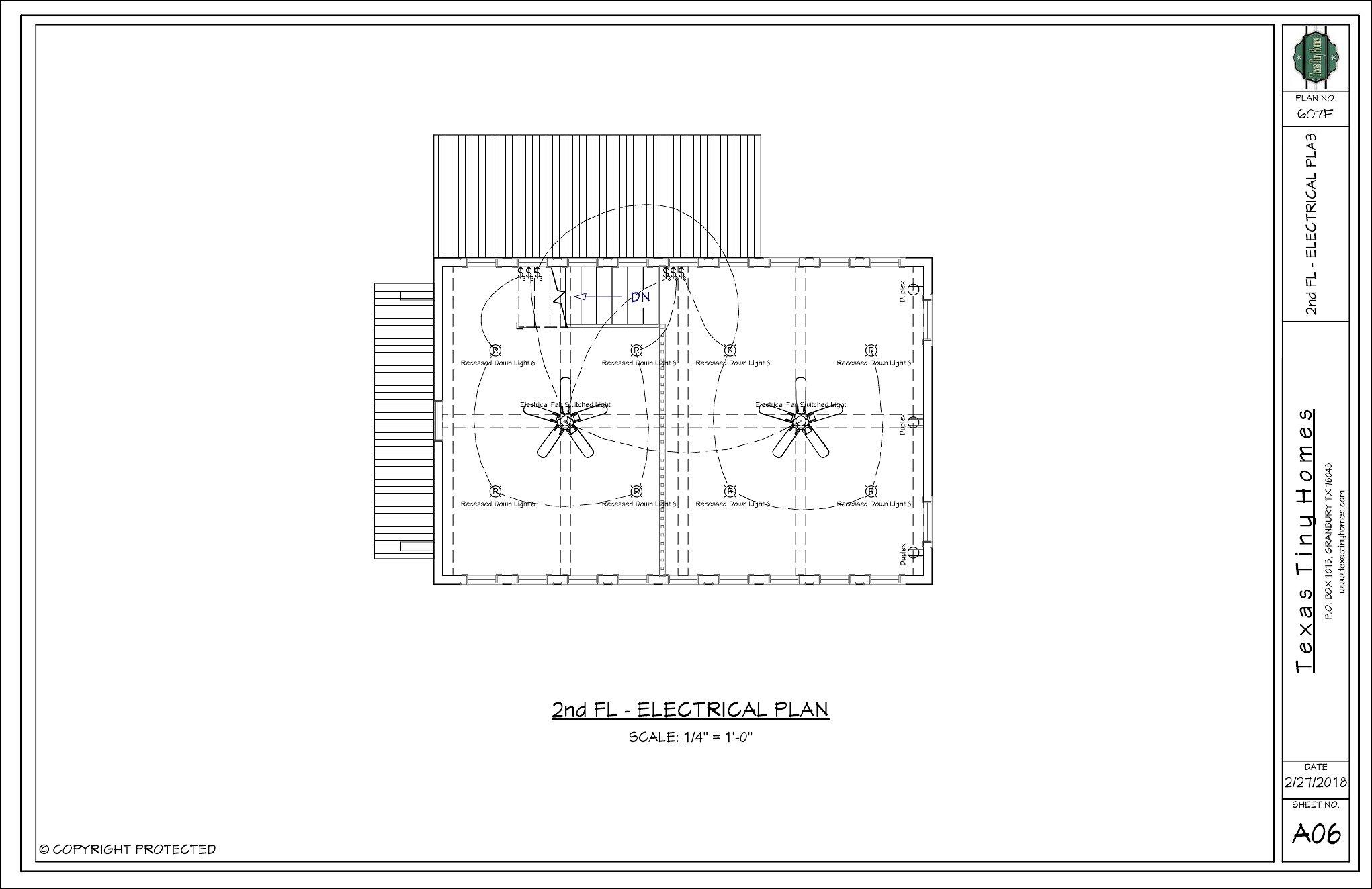 plan 607f