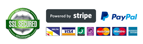 Image result for secure payment paypal and stripe