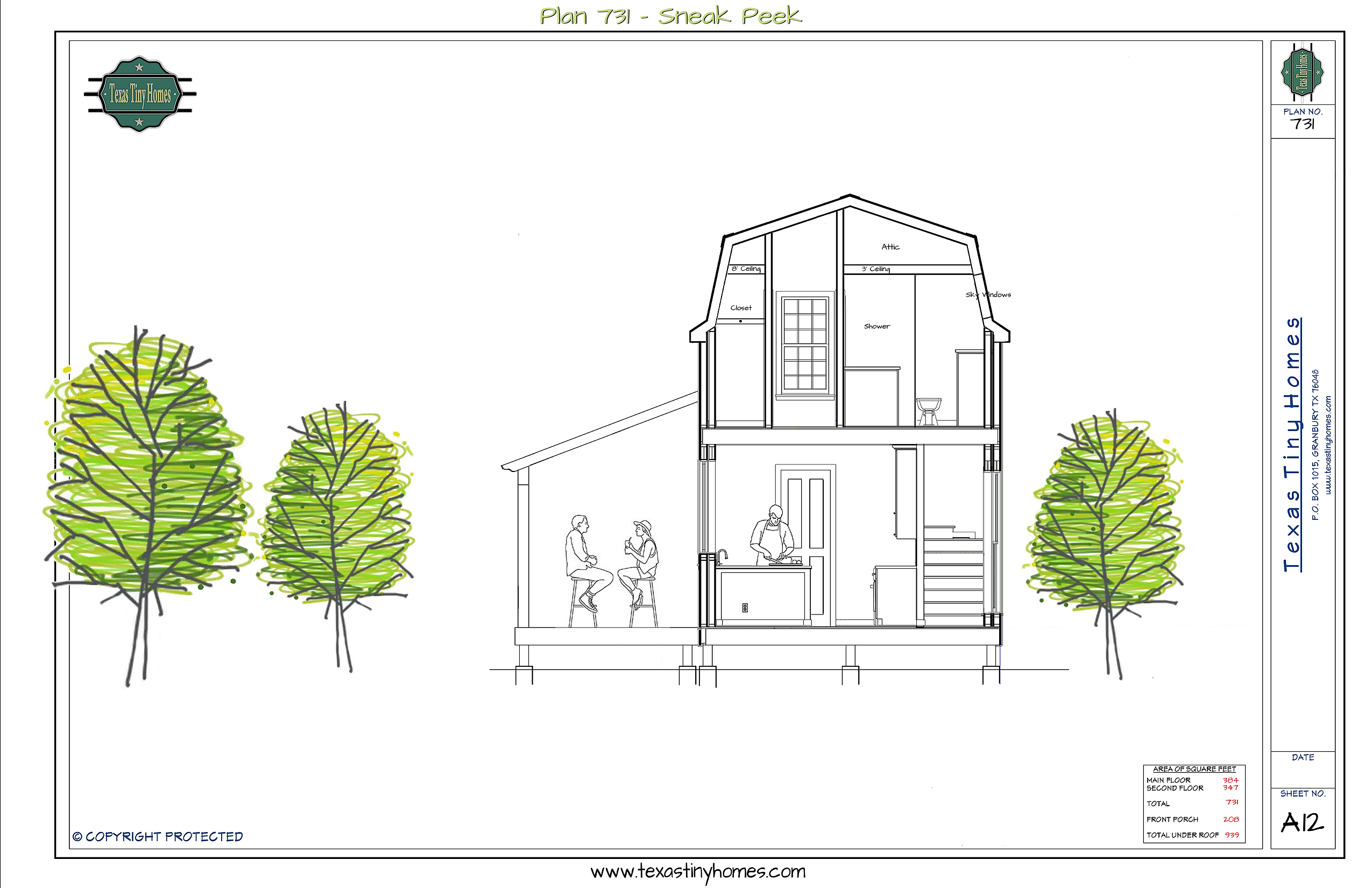 Plan 731 sneak peek for Super energy efficient home plans